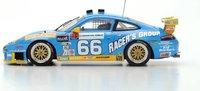 Porsche 911 GT3 RS n.66  Winner 24H Daytona 2003 Resin Model Car in 1:43 Scale by Spark