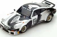 Porsche 934 n.61 Le Mans 1978 Resin Model Car in 1:43 Scale by Spark