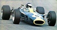 Lotus 49 No.5 Winner Dutch GP 1967 Jim Clark in 1:18 scale by Spark