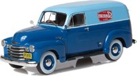 1949-53 Chevrolet Series 3100 Panel Delivery in 1:43 Scale by Esval Models