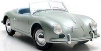 1952 Porsche 356 America Roadster metallic green in 1:18 scale by Cult Models