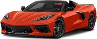 2021 Chevrolet Corvette Stingray Convertible Sebring Orange Solid Pack in 1:64 scale by Greenlight