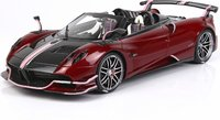 Pagani Huayra Roadster BC Special Metallic Red in 1:18 scale by BBR