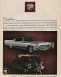 1968 Cadillac Sedan DeVille in 1:43 Scale by GIM