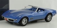 1969 Corvette Convertible Diecast Model in 1:18 Scale by Norev