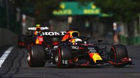 RED BULL RACING HONDA RB16B SERGIO PEREZ in 1:43 scale by Minichamps