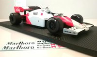 1984 MP4/2 Alain Prost GP in 1:18 scale by GP Replicas