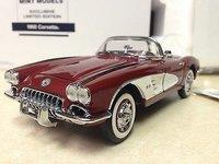 1960 Corvette Rare Limited Edition of 750 pieces Mint Models Exclusive