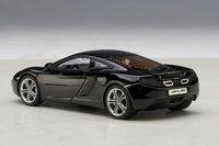 McLaren MP4-12C in Sapphire Black Model Car in 1:43 Scale by AUTOart