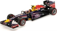 2013 Mark Webber Last Race Diecast Model Car in 1:18 Scale by Minichamps