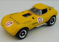 1964 Cheetah, Daytona Continental International Races, Jerry Grant In 1:18 scale by Replicarz.