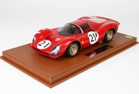 Ferrari 330 P3 24H Le Mans 1966 in 1:18 scale by BBR