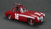 1952 Mercedes-Benz 300 SL Bern GP #16 Caracciola in 1:18 Scale by CMC