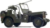 1941 Willys MB Overland Jeep in 1:12 Scale by Old Modern Handicrafts