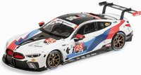 BMW M8 GTE 24h Daytona 2019 Class Winner in 1:18 scale by Minichamps