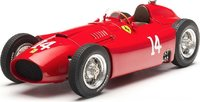 1956 Ferrari D50 GP France #14 Collins 1:18 Scale by CMC