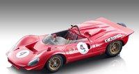 Ferrari 350 P4 Can-Am #4 1967 in 1:18 scale by Tecnomodel