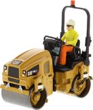 Cat® CB 2.7 Utility Compactor in 1:50 scale by Diecast Masters