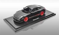 2016 Porsche 911 R European Dealer Edition Model Car in 1:18 Scale by Spark
