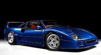 1987 Ferrari F40 in 1:8 Scale by GT Spirit