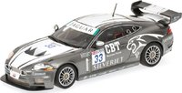 JAGUAR XKR GT3 - QUAIFE/HALL - FIA GT3 CHAMPIONSHIP 2008 Model Car in 1:43 Scale by Minichamps