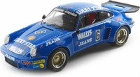 1975 Nurburgring Porsche 911 RSR No. 6 in 1:18 Scale by Spark