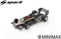 Rebaque HR100 No.31  Canadian GP 1979  Hector Rebaque in 1:43 scale by Spark