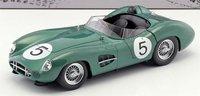 Aston Martin DBR 1 Winner 24h Le Mans 1959 Carroll Shelby Diecast Model in 1:18 scale by CMR