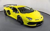 Lamborghini Aventador SVJ, Giallo Tenerife/Pearl Yellow in 1:18 Scale by AUTOart