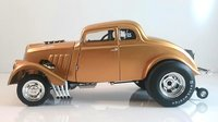 1933 Gasser in Gold by Acme in 1:18 Scale  LTD ED of 240 Pieces