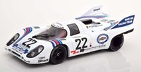 1971 Porsche 917K #22 Marko/ van Lennep Winner 24h Le Mans, white in 1:18 scale by CMR