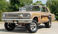1965 DODGE AWB GOLD RUSH in 1:18 scale by Acme