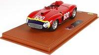 1956 Ferrari 290 Mille Miglia Manuel Fangio in 1:18 Scale by BBR