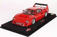 Ferrari F40 LM in 1:18 Scale by BBR