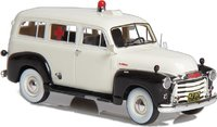 1952 GMC Suburban Ambulance in 1:43 Scale by Esval Models