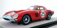 Ferrari 250 GTO 1964 24 hrs LeMans #25 in 1:18 scale by Tecnomodel