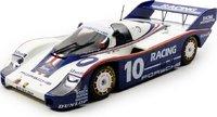 1982 Porsche 956 LH Winner 200 Meilen Von Nurnberg Diecast Model in 1:18 Scale by Minichamps