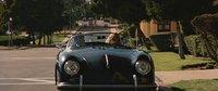 Porsche 356 Speedster Top Gun Movie in 1:12 Scale by Truescale Miniatures