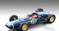Lotus 21 1961, Italian GP DNF Driver Stirling Moss in 1:18 scale by Tecnomodel