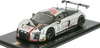 Audi R8 LMS  24 Hours of Spa 2017 in 1:43 Scale by Spark