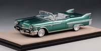 1958 Cadillac Series 62 Convertible Open top in 1:43 scale by Stamp Models