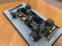 Lotus 91 #12  1982 Monaco GP  Nigel Mansell in 1:18 Scale by Tecnomodel
