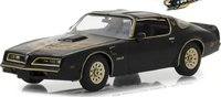 Smokey and the Bandit Pontiac Firebird Trans Am in 1:43 Scale by Greenlight