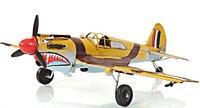 1941 Curtiss Hawk 81A 1:29 Scale by Old Modern Handicrafts