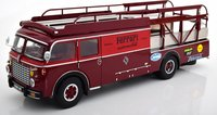 Fiat 642 RN2 Ferrari Race Transporter Diecast Model in 1:18 Scale by CMR