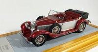 1935 Mercedes-Benz 500K Tourenwagen  sn113663 Resin Model Car in 1:43 Scale by Ilario