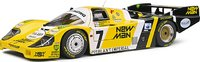 Porsche 956 (LH) 1984 Le Mans Winner  in 1:18 Scale by Solido