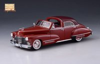 1942 Cadillac Sixty Special Town Brougham by Derham Open top in 1:43 Scale by Stamp Models