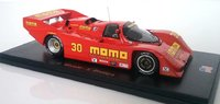 Porsche 962 #30 12th place Del Mar 2hrs 1988 in 1:43 scale by Spark