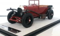 Bentley 3L Dark Red Without Roof in 1:18 scale by Tecnomodel